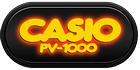 Casio PV-1000 Medias Wheels Themes Artworks Box 3D Videos