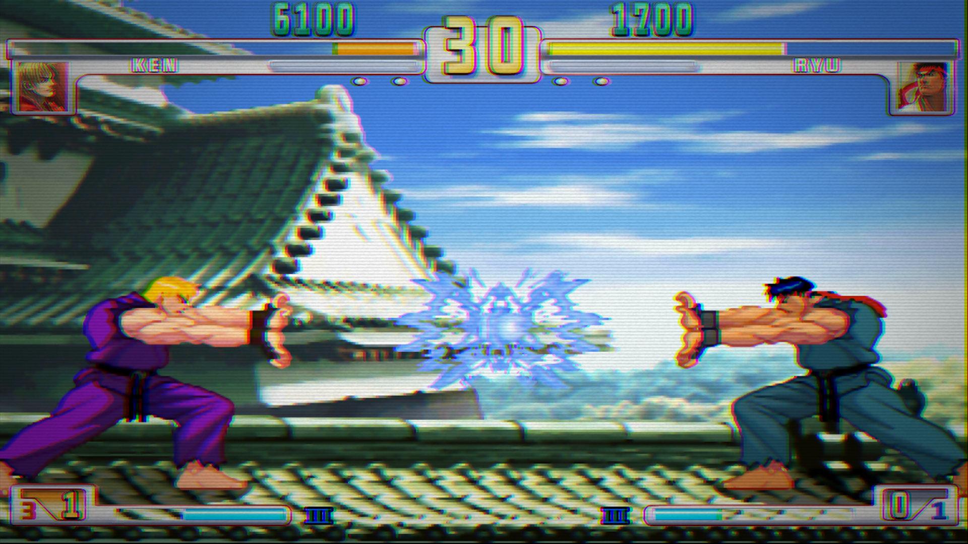 VIDEO] Capcom Play System 3 - Système - HFS Play HFS Play