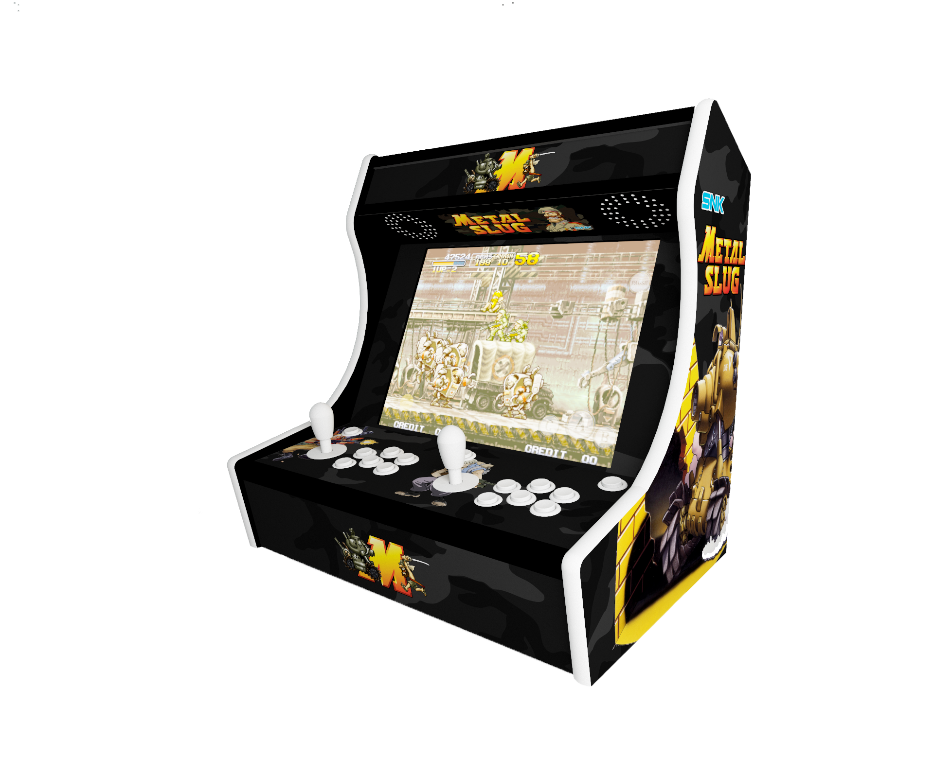 borne arcade 15 pouces