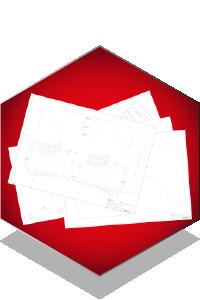 plans Bartop PANEL METAL stickers