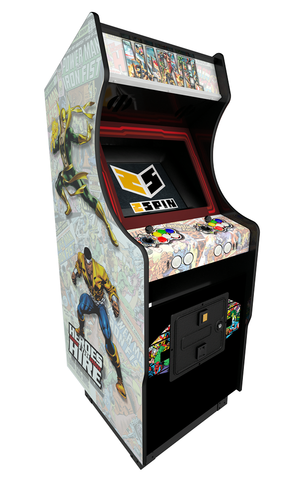 DECO borne TAITO MARVEL by Postman